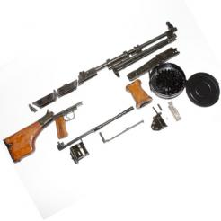 RPD Spare Parts Kits - Egyptian